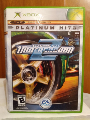 Need For Speed Underground 2 C M Xbox Compatible 360 Od St En