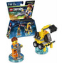 Lego Dimensions Fun Lego Movie Emmet Excavadora Armable