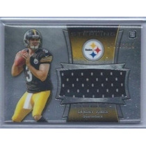 Landry Jones Rc Tarj C Jersey Sterling 2013 Steelers