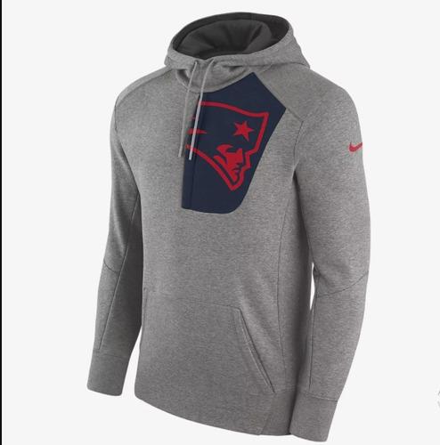 Sudadera Gris Nike Patriots Nfl Original 1399 en Melinterest