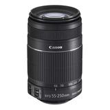 Lente Canon Original Y Nuevo Ef 55-250 Mm F/4-5.6 Is Il