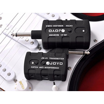 Sistema Inalámbrico Para Guitarra O Bajo Envío Gratuito