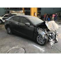 Yonke Mazda 3 Std 2015 Refacciones Partes Huesario