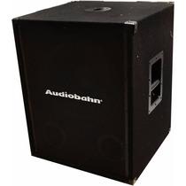 Aerodinamico Subwoofer Activo Audiobahn 15 Edicion Especial