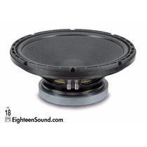 Bocina Eighteen Sound 15lw1500 1000 Watts