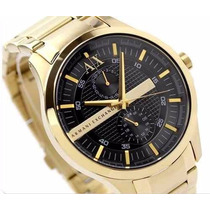 Reloj Armani Exchange Caballero Modelo Ax2122 100% Original