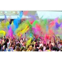 Polvos De Colores (holi) Para Eventos.