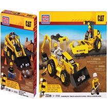 Set Mega Bloks Caterpillar Nuevos 97801 + 97805