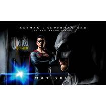 Batman V Superman. La Película Parodia Xxx