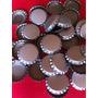 Paquete 1,000 Corcholatas Plateadas Para Cerveza O Refresco