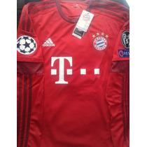 Oferta Jersey Bayern Munich 15-16 Champions Envío Gratis