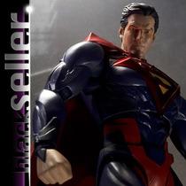 Superman Injustice Sh Figuarts Bandai Batman Joker Dc Comics