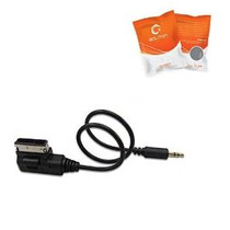 Mdi Ami Mmi Cable Adaptador De 3,5 Mm Aux Conecte El Teléfon