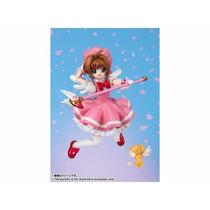 Sakura Kinomoto Figura De Pvc Bandai S.h.figuarts