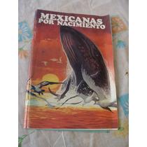 Libro Ballenas Mexicanas Por Nacimiento , Comic , 32 Pagina