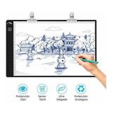 Mesa De Luz Dibujo A4, Joly Joy A4 Ultradelgado 3.5mm Led T