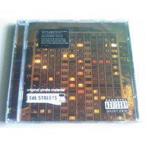 The Streets Original Pirate Material Cd Nuevo Imp. Alemania