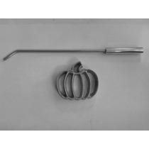 Buñuelos De Viento Molde Calabaza Modelo 1 Halloween