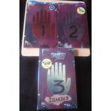 Libros Pack Gravity Falls Diario1+diario2+dirario3