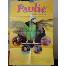 Poster Paulie Gena Rowlands Tony Shalhoub Cheech Marin 1998