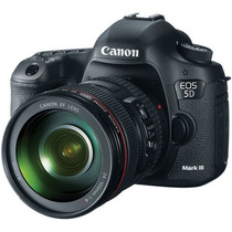 Canon Eos 5d Mark Iii Dslr Con Lente 24-105mm F/4l Is Usm Af