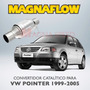 Convertidor Catalitico (catalizador) Magnaflow Pointer 2000
