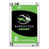 Disco Duro Interno Seagate Barracuda St8000dm004 8tb
