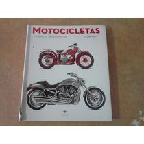 Libro Motocicletas Modelos Legendarios - Edición De Lujo -