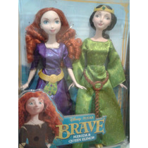 Barbies Brave Merida Y Queen Elinor