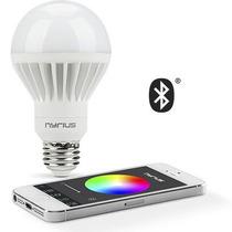 Foco Nyrius Inalambrico Inteligente Led Ios Android - Blanco