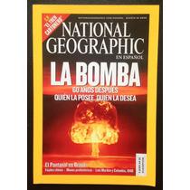 National Geographic. La Bomba 60 Años Después, Agosto 2005