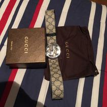Cinturón Gucci Original 90cm