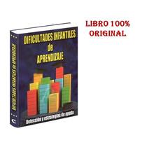 Dificultades Infantiles De Aprendizaje 1 Vol + 1 Cd Rom