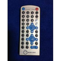 Control Para Dvd Portátil Blue Light Nuevo