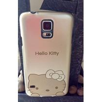 Fundas Samsung Galaxy S 5 Hello Kitty, Minnie Y Mickey Mouse