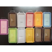 Funda Bumper Frame Para Apple Iphone 4 Y 4s Varios Colores!