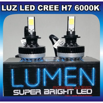 Foco Hyper Led Cree Alta Intensidad H1 H3 H7 H11 9005 9006