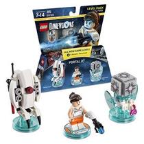 Lego Dimensions Portal 2 Armable En Caja Nuevo