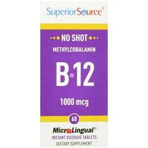 No Shot Superior Fuente Metilcobalamina B12 1000 Mcg De Mult