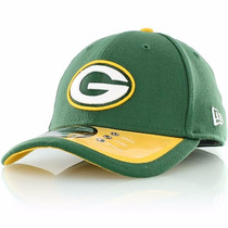 Gorra Sideline Nfl 39thirty Empacadores Greenbay Packers