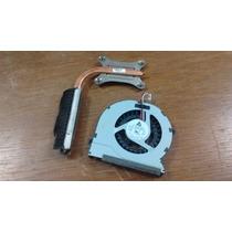 Ventilador Disipador Laptop Samsung Np300 Ba62-00710a