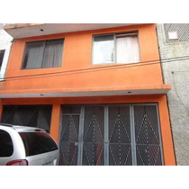 Casa Sola En Emiliano Zapata Fraccionamiento Popular, Cuautl