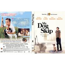 Dvd Clasico Infantil Mi Perro Skip My Dog Skip Tampico