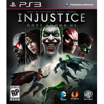 Injustice: Gods Among Us Ultimate Edition Ps3 Zona Games ;)