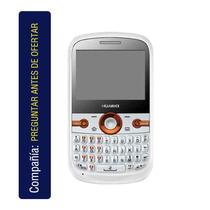 Huawei G6620 Cám 1.3mpx Sms Reproductor Mp3 Radio Fm Microsd