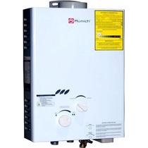 Calentador Instantaneo Marca Munich 6 Litros Gas Lp