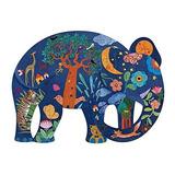 Elefante Puzzart