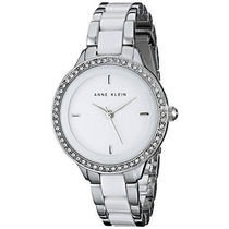 Reloj Anne Klein Ak/1479bkdb Negro Mujer