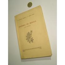 Libro Antiguo Historia De México 1962 W. Jiménez Moreno