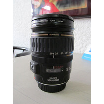 Lente Canon 28 - 135 Ultrasonic